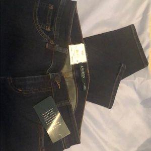 Size 4 skinny jeans NWT
